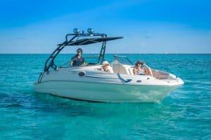 Sea Ray Crystal Charters Cayman